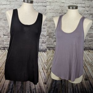 Lot of Two Vince tank tops